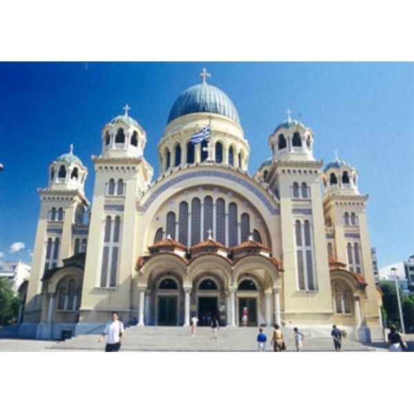 30 Νοεμβρίου ΜΟΝΟΗΜΕΡΗ ΕΚΔΡΟΜΗ: ΠΑΤΡΑ προσκύνημα Aγ.Ανδρέα & βόλτα στην πόλη--20 €