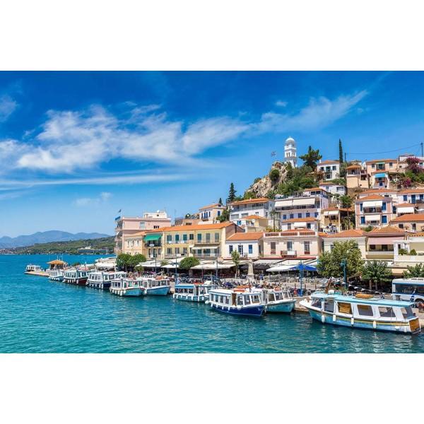 """5 Σεπτεμβρίου - Μονοήμερη """"Πόρος & Ναύπλιο"""" 30€"""