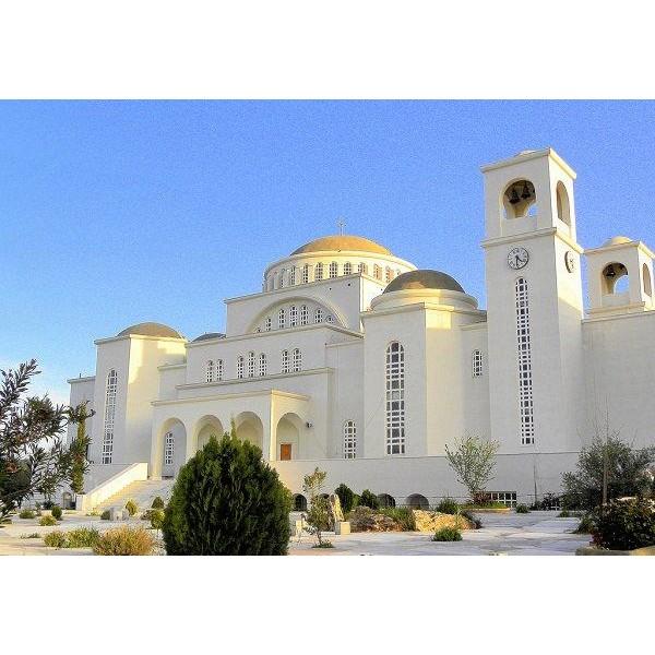 Άγιος Πορφύριος (Μήλεσι) – Άγιος Εφραίμ (Νέα Μάκρη) Θρησκευτικός Τουρισμός